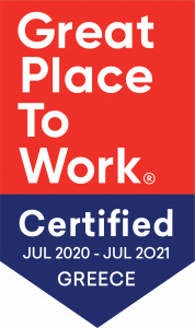 Great Place to Work® - Certified_July 2020 - Logo
