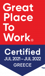 Great Place to Work® - Certified_July 2021 - Logo
